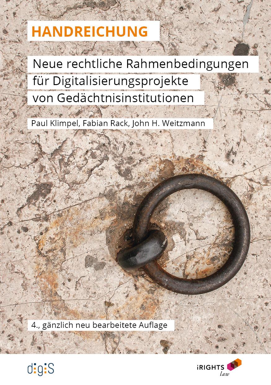 Titelseite Handreichung Recht