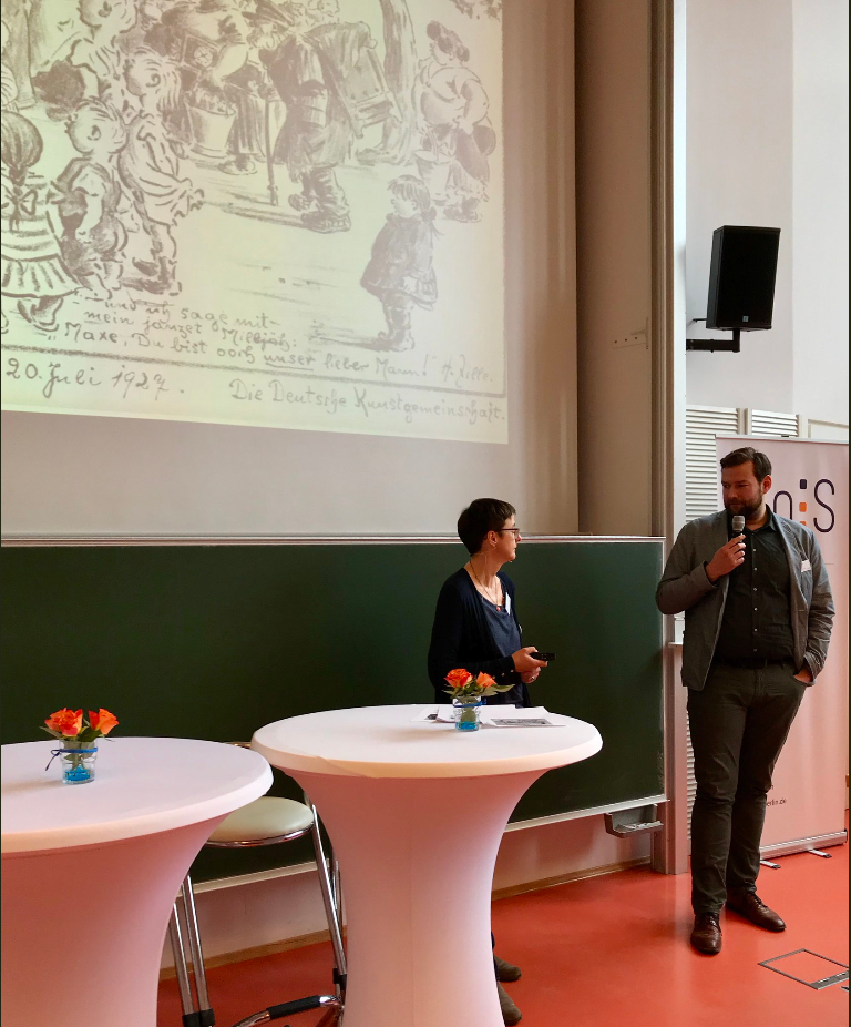 Partnerdialog: A. Müller und S. Ruff